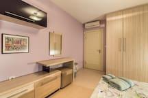 Лукс 1BD Suite, ограничен достъп, Best Area 16 FlatAway