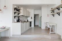 Апартамент Скандинавия в централно местоположение близо до Витошка 40 FlatAway