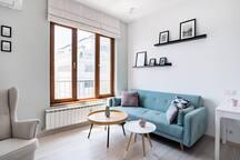 Апартамент Скандинавия в централно местоположение близо до Витошка 33 FlatAway