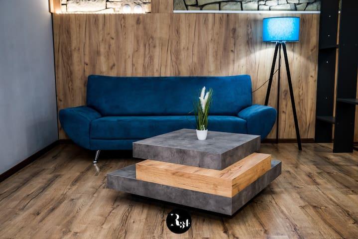 Къща за гости R34 - Blue Studio 3 FlatAway