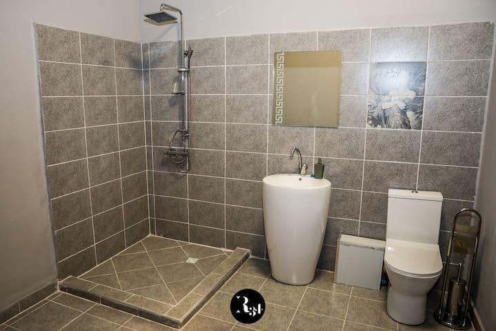 Къща за гости R34 - Blue Studio 5 FlatAway