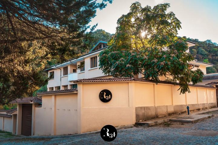 Къща за гости R34 - Blue Studio 7 FlatAway